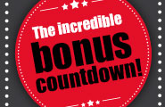 The bonus countdown on black Friday:<br /> Grab 100% Extra-Coins